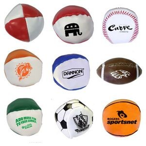 "2"" Miniature Sports Kick Balls - Currently On A Special !"