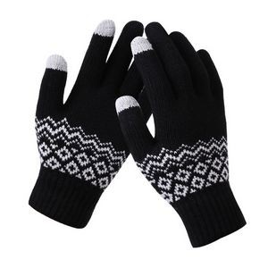 Lacework Knit Touch Screen Glove