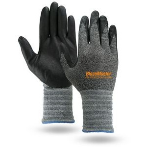 Men's Touchscreen Palm Dipped Gloves